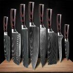 Yamato Knife Set