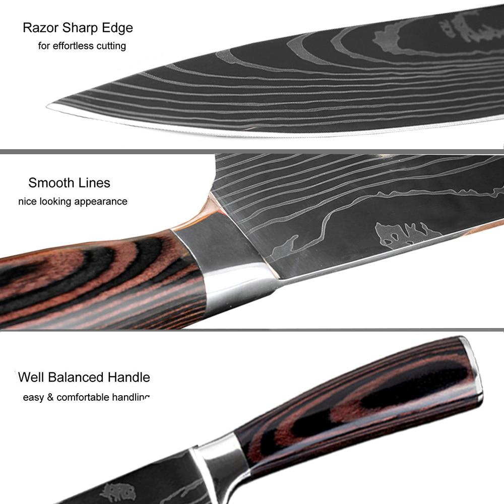 Yatoshi Knife Set Shopzal