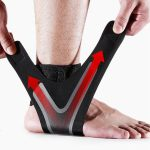 Walk-Hero™ - Adjustable Elastic Ankle Brace