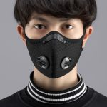 Face Mask Filter KN95 Anit-fog Breathable Dustproof Respirator Sports Protection Dust Mask Anti-droplet